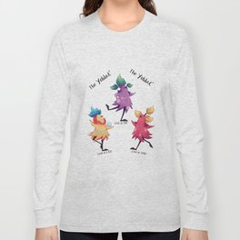 Dancing Yabbuts Long Sleeve T-shirt