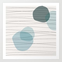 Coit Pattern 24 Art Print