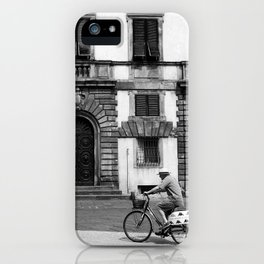 Lucca, Italy iPhone Case