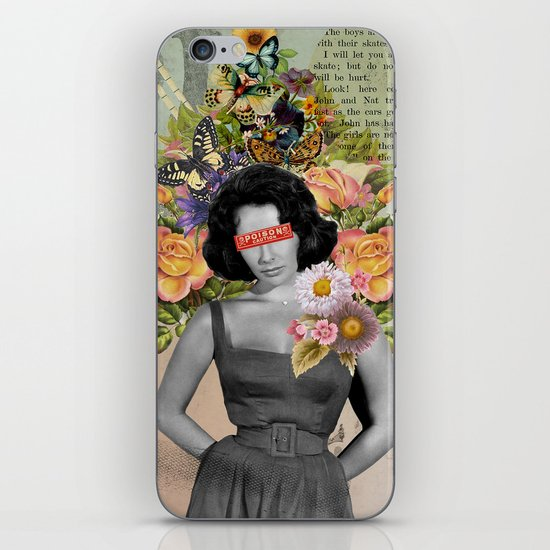 Public Figures - Liz Taylor iPhone & iPod Skin