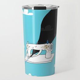 Sew a better world Travel Mug