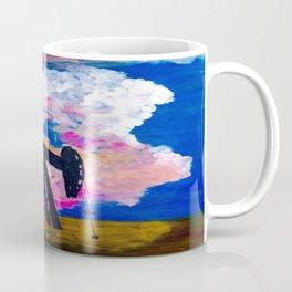 Abilene Pump Jack Coffee Mug
