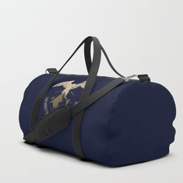You weren't born just t pay bills and die. Duffle Bag