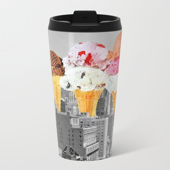 Urban Delights 1 Metal Travel Mug