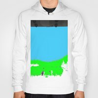 lonely Hoodies featuring Lonely by lookiz