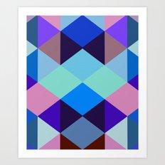 Abstract #375 Art Print