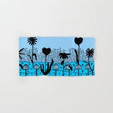 Summer Blues Hand & Bath Towel