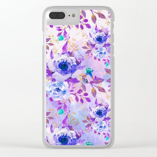 Spring is in the air #19 Clear iPhone Case