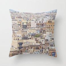 Malta Throw Pillow