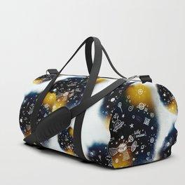 Hello Universe! Duffle Bag