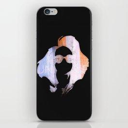 Mr. Gray iPhone Skin