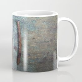 Three Nails Coffee Mug