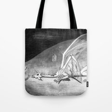 Weak and Weary Tote Bag