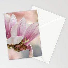 Makro_Magnolie_4 Stationery Cards