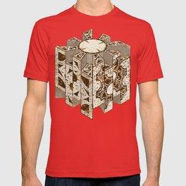 Hellraiser Puzzlebox C T-shirt