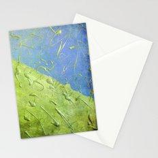 Peridot Rain Stationery Cards