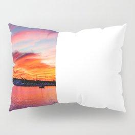 Fisherman's Village Panoramic 1 Pillow Sham