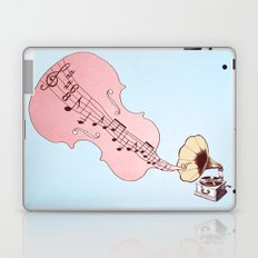 musical moment II  Laptop & iPad Skin