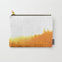 Northern California Forest Sunrise Carry-All Pouch