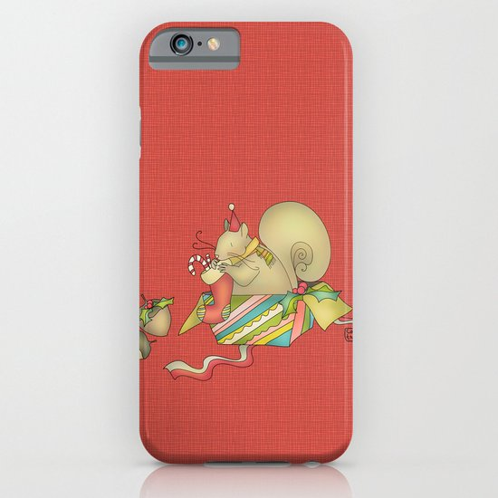 Navidad iPhone & iPod Case