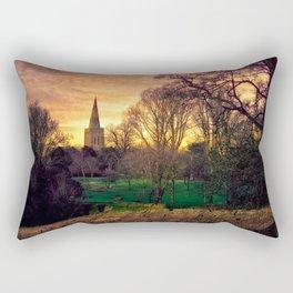 Evening Blessings Rectangular Pillow