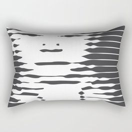 Cosmonaut Rectangular Pillow