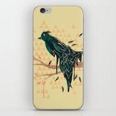 Fading Beauty iPhone & iPod Skin