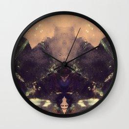 Test de Rorschach VI Wall Clock