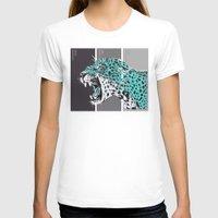 jaguar T-shirts featuring jaguar by aceta