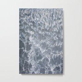Water1 Metal Print