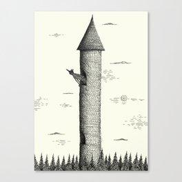'Tower' Canvas Print