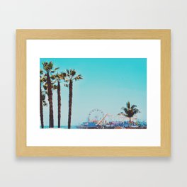 Carnival Time Framed Art Print