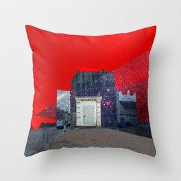 Empty (scene17) Throw Pillow