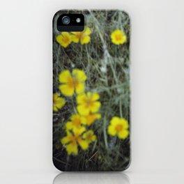 Unfocusedlove_01 iPhone Case