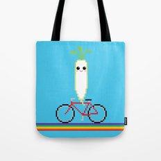 Daikon Bike Tote Bag