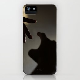 Come closer iPhone Case