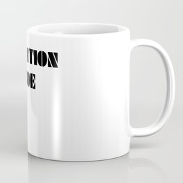 Operation Oboe Coffee Mug