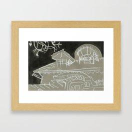 3220 Karnes KCMO II Framed Art Print