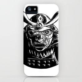 Kabuto Samuria Zentagle iPhone Case