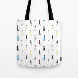 Royal Fashion March Tote Bag