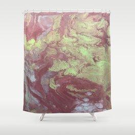 Timewarp Shower Curtain