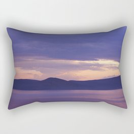 Lake 3 Rectangular Pillow