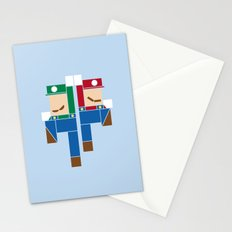 Super Bro High Five Stationery Cards