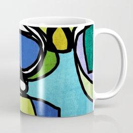 ORL-6844 Vibrant Colorful Abstract-0-18 Coffee Mug
