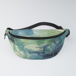 Tao Of Healing No.57E by Kathy Morton Stanion Fanny Pack