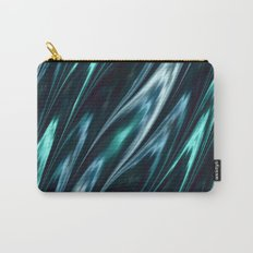 Turquoise Carry-All Pouch