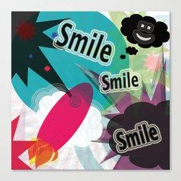 Happy Days Canvas Print