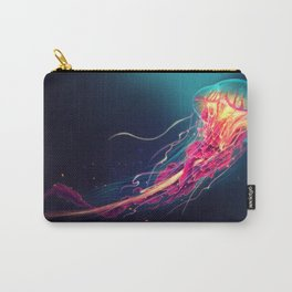 Jellyfish Carry-All Pouch