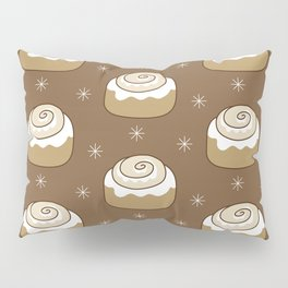 Cinnamon Bun Pillow Sham