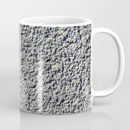 Concrete stone wall background close-up Coffee Mug